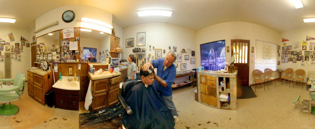 Corky's Barber Shop