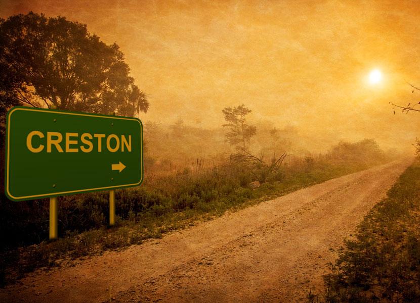 Creston Signage