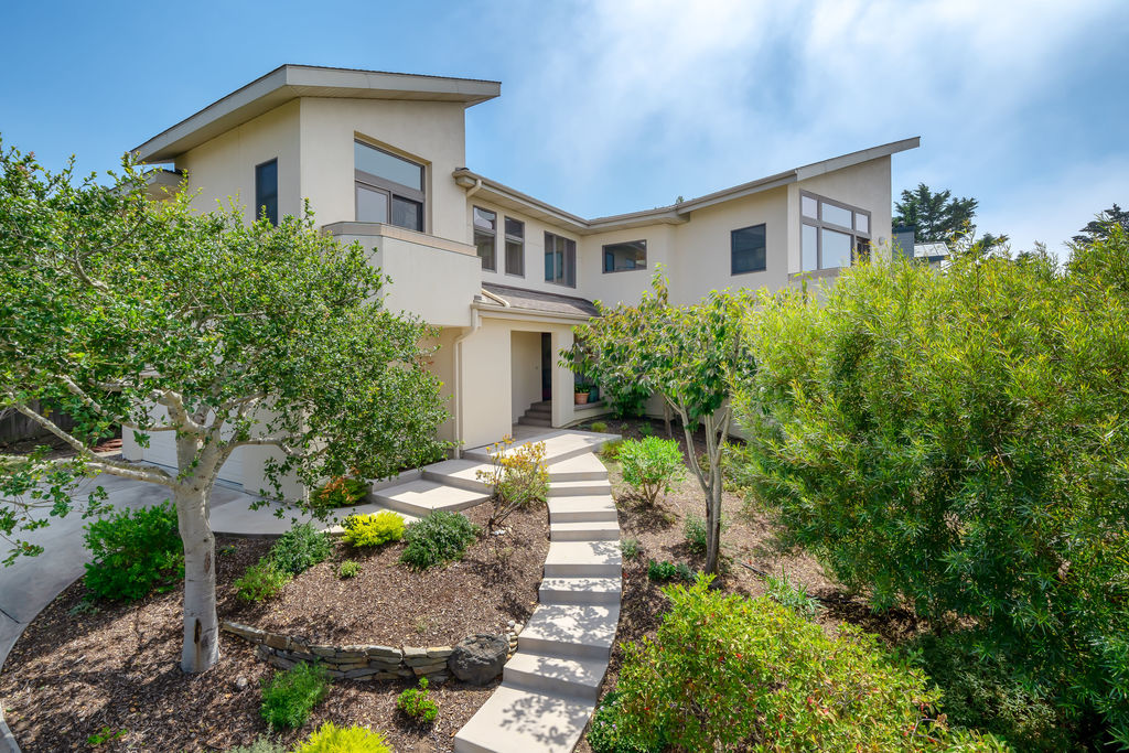 1770 Richard Avenue, Top of the Hill, Sweeping Ocean Views