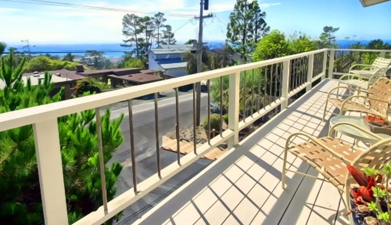 2240 Benson Avenue - Prop. ID 1048661 Ocean View Deck