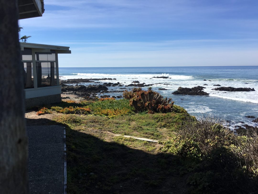 Ocean Front in Cambria, 2689 Sherwood Drive