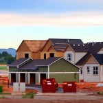 New Real Estate Construction - Single Family Homes Feature